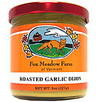 Roasted Garlic Dijon Mustard