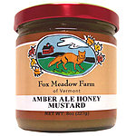Amber Ale Honey Mustard
