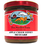 Apple Cider Honey Mustard