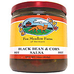 Black Bean and Corn Salsa HOT